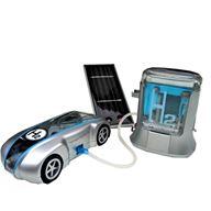 H - Racer, bil och tankstation
