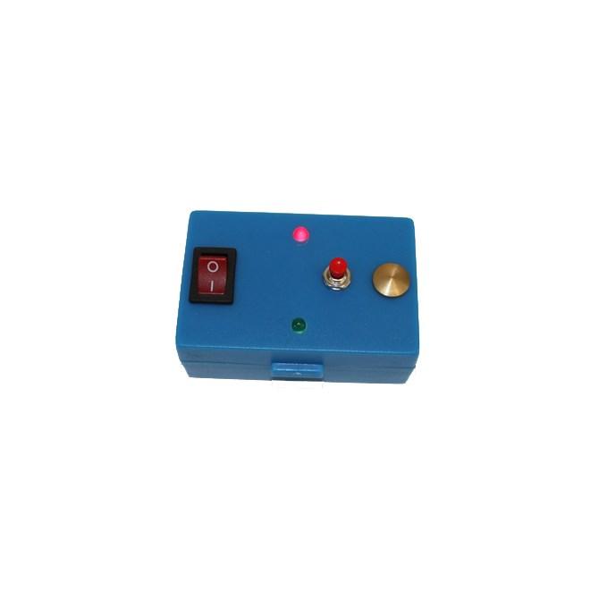 Elektroskop - laddningstest