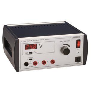 Spänningsaggregat, 24 V