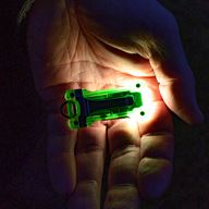 ArmyTek Zippy Nyckelringlampa 200lm Grå