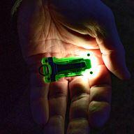 ArmyTek Zippy Nyckelringlampa 200lm Grön