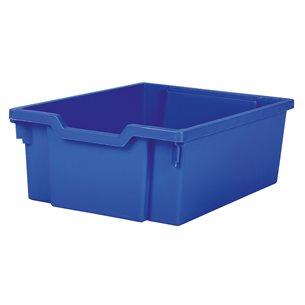 Förvaringslåda höjd 150 mm, blå