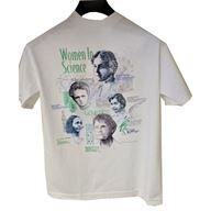 T-Shirt  Women in Science - Stl M