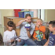 Komplett klassuppsättning - Vinus upptäcker luft