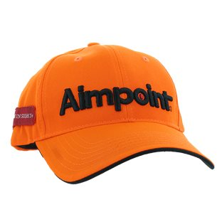 Aimpoint keps orange