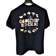 T-Shirt Geologi Stenar - Stl L