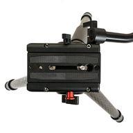 Pumori GTL294C kolfiberstativ med med DV60 videohuvud