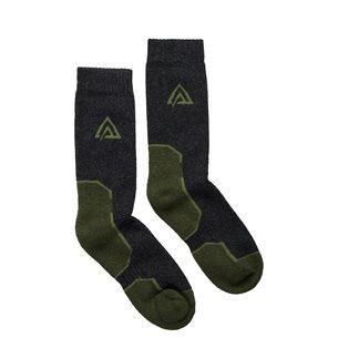 Aclima Warmwool Socks Olive Night/Dill/Marengo