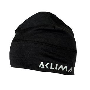 Aclima LightWool Beanie Jet Black