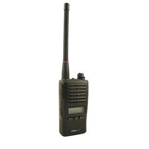 Jaktradio 155mhz Albe-X5. Svart. 5watt. IP67