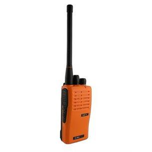 Jaktradio 155mhz Albe-V2-Light. Orange. 5watt. IP67