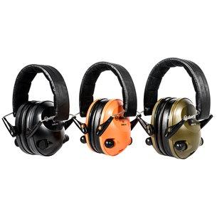 Albecom Aktiva hörselskydd, 3,5mm ingång,
