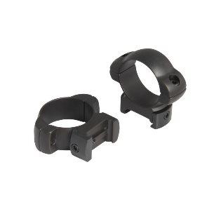 Albecom 30mm stålringar för Weaver 6,5mm Medium