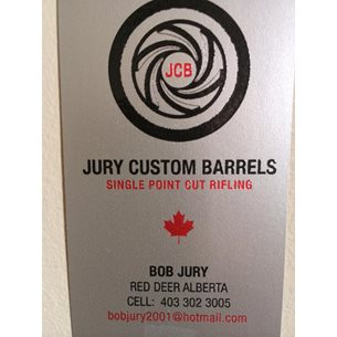 Jury Custom Barrel pipämne