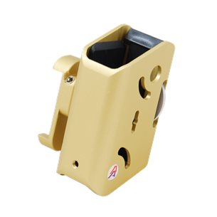Race master mag pouch, gold
