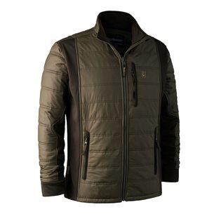 Muflon Zip-In Jacket Art green