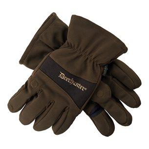 Muflon Winter Gloves Art green