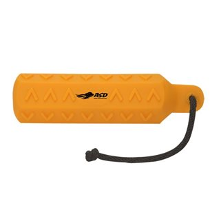 Apporteringsdummy Hexabumper 7,6cm Orange