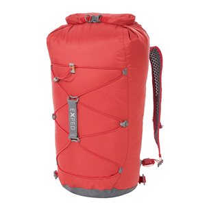 Exped Backpack Cloudburst 25 ruby red-ruby red