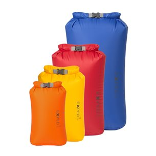 Exped Packsack Fold Drybag XS-L BS 4 Pack