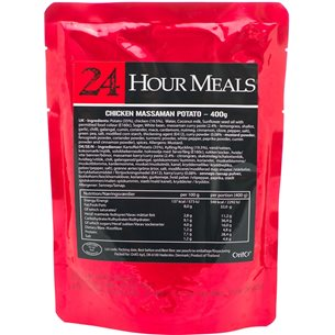 24Hour Meals Chicken Massaman Potato