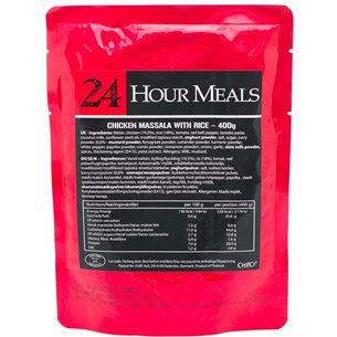 24Hour Meals Chicken Massala rice