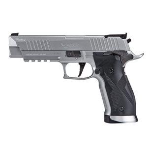 SIG SAUER X-Five ASP 4,5mm, Silver Kolsyrepistol