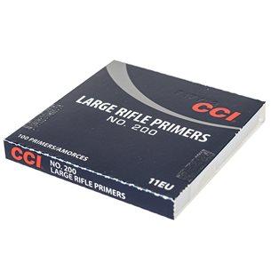 CCI Tändhattar 200 Large Rifle Primer 100 stycken
