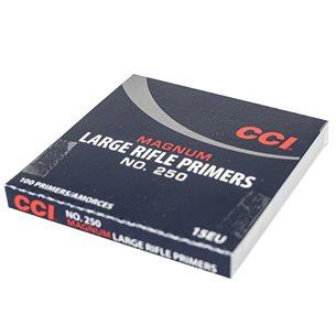 CCI Tändhattar 250 MAG Large Rifle Primer 100 stycken