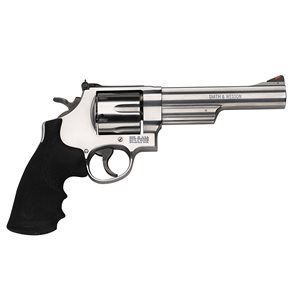 Smith & Wesson Model 629 (stainless) 6 inch Satin, 44 Rem Mag, 44 S&W SPL