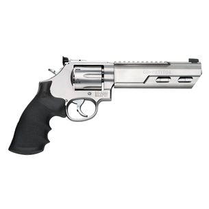 Smith & Wesson Model 686 Competitor, 6 inch GLS Bead, 357 Mag, 38 SPL +P