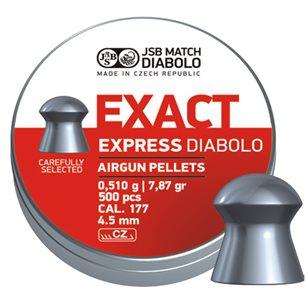JSB Exact Expres kulor 500 stycken