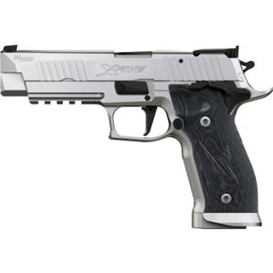 SIG SAUER X-Five Supermatch 9mm x 19