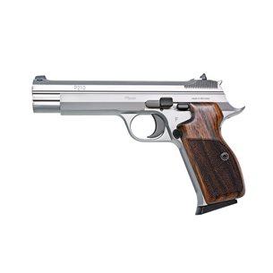 SIG SAUER P210 Legend Silver 9x19mm