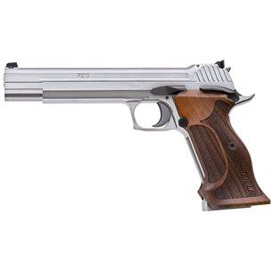 SIG SAUER P210 Super Target 5 tum Silver 9x19mm