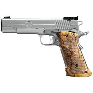 SIG SAUER 1911 Stainless Supertarget 45 ACP