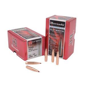 Hornady 7mm ELD Match 180gr Kulor 100st