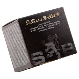 Sellier & Bellot Helmantel 9,3x62 230gr 50st/ask