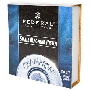 Federal Tändhattar 200 SP Mag 100 stycken