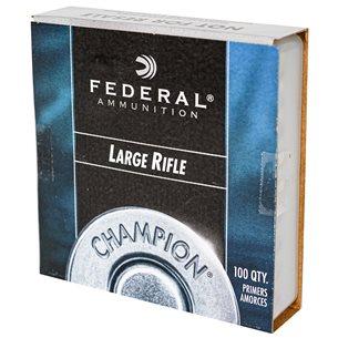 Federal Tändhattar 210 LR 100 stycken