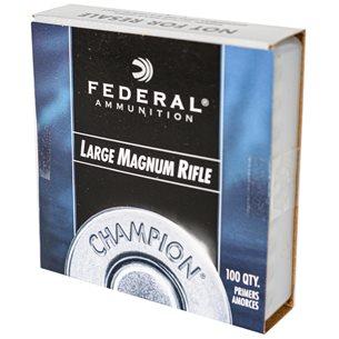 Federal Tändhattar 215 LR Mag 100 stycken