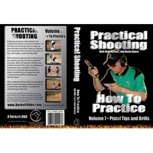 Practical Shooting How to Practice - Volume 7 DVD