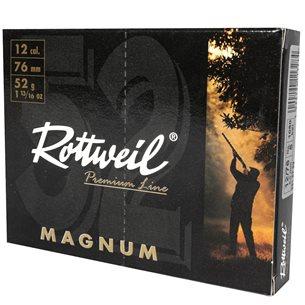 Rottweil Magnum 12/76 52g US 5, 10st/ask