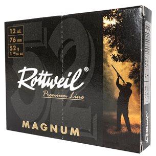 Rottweil Magnum 12/76 52g US 1, 10st/ask