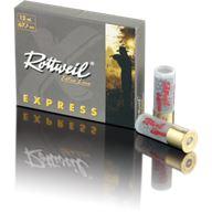 Rottweil Express 12/67,5 Buckshot 8,6mm 9 hagel, 10st/ask