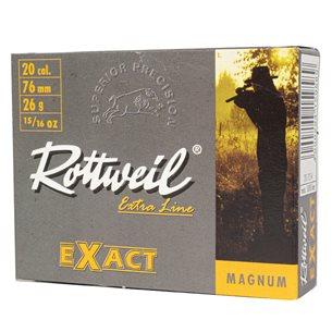Rottweil Exact slug 20/70 26g, 10st/ask