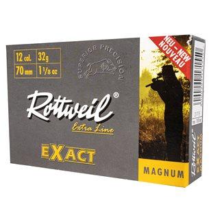Rottweil Exact slug 12/70 Magnum 32g, 5st/ask