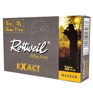 Rottweil Exact slug 12/76 Magnum 32g, 5st/ask