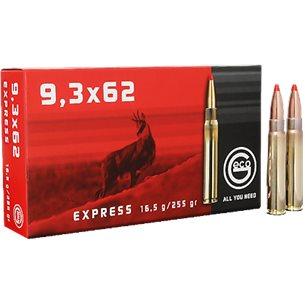 Geco Express 9,3x62 16,5g/255gr, 20st/ask