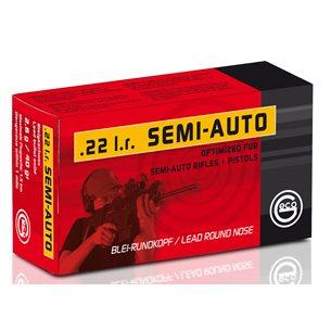 Geco 22lr semi-auto 2,6g/40gr, 50st/ask